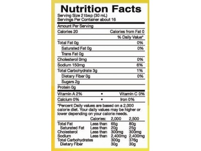 olives_gin_salsa_nutritional_facts